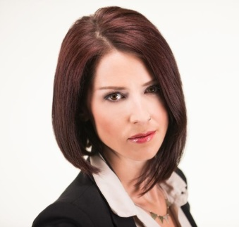Journalist Abby Martin and host of RT's 'Breaking the Set'